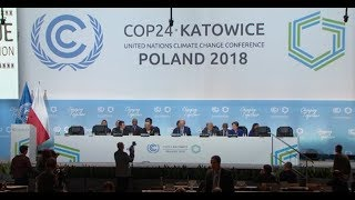 COP24 .last best chance. to take action against climate change