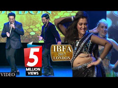 IBFA 2017   LONDON   Segment – 5/2   भोजपुरी फिल्म अवार्ड    Govinda   Amrapali Dubey
