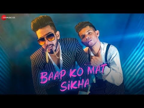baap-ko-mat-sikha---official-music-video-|-nandy-tens-|-amlaan-|-divanshi-rana-|-kevin