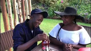 Njugush meets wamaPupuu!!! Anajifanya hanijui.