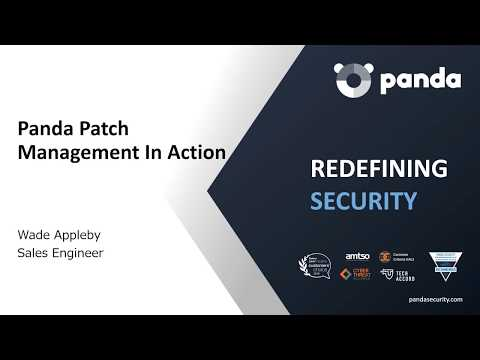 Panda Patch Management In Action