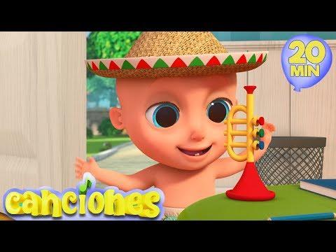 Pin Pon es un mueco Las Mejores Canciones Infantiles | LooLoo