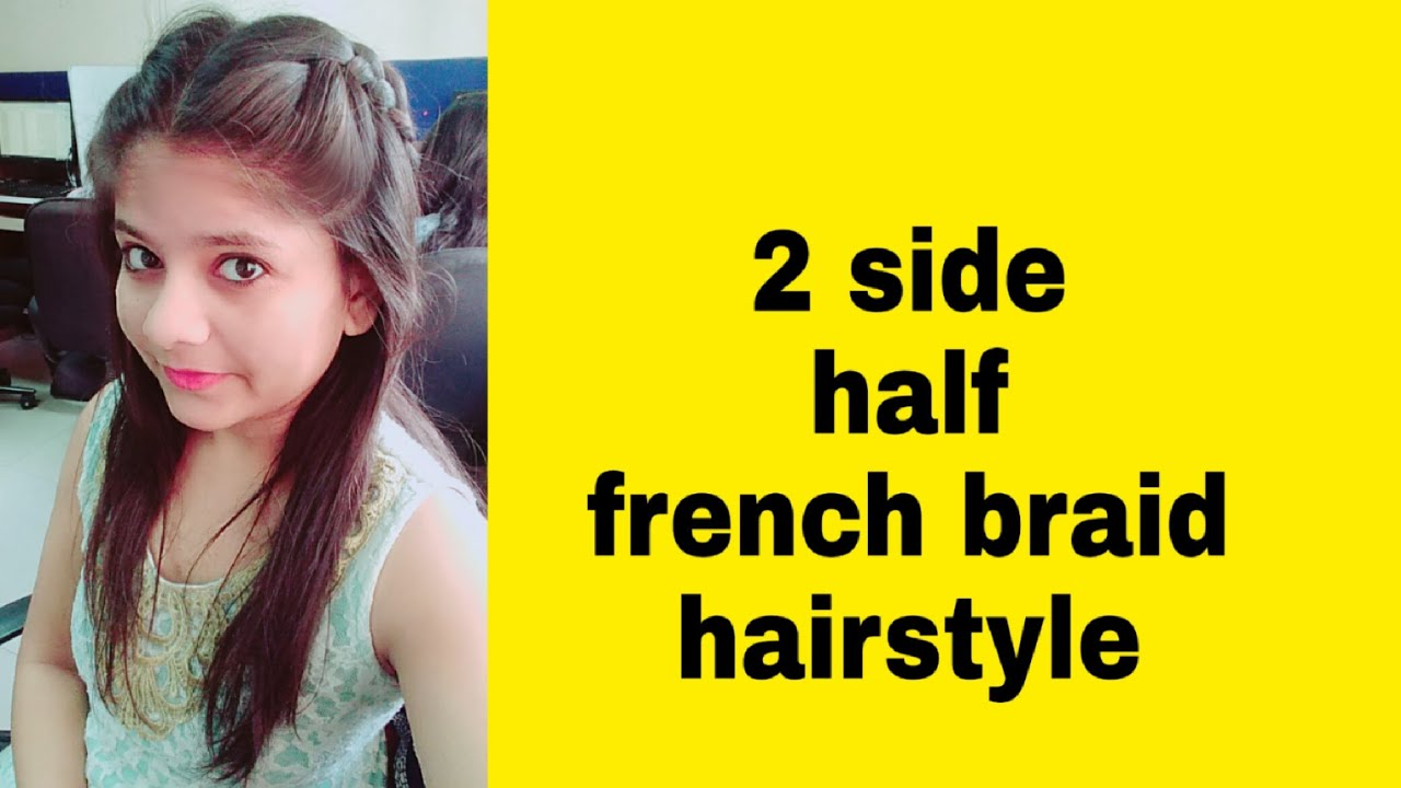 Easy hairstyle l Daily Routine Hairstyle   Best Hairstyle For Girls l 2020   Smita - YouTube