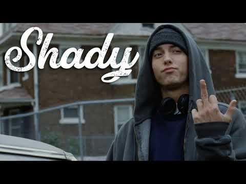 Eminem Type Beat  Old School Instrumental  Im Shady