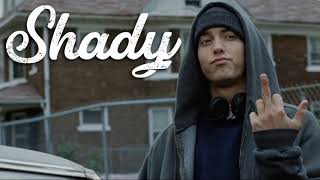 Eminem Type Beat | Old School Instrumental - I'm Shady
