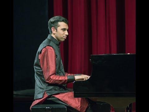 MERU Concert - Rekesh Chauhan on Piano - Raga Madhuvanti