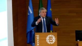 L'Europa scommette sui giovani imprenditori - Antonio Tajani