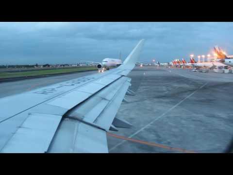 Philippine Airlines PR 1843 Manila (MNL) to Cebu (CEB) Airbus A321-200 (RP-C9905) 25 DEC 16