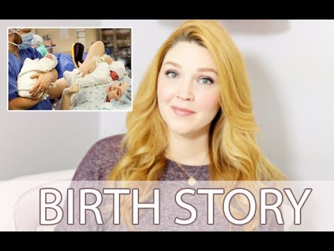 EMOTIONAL TWIN BIRTH STORY   Vaginal twin birth & breech ...