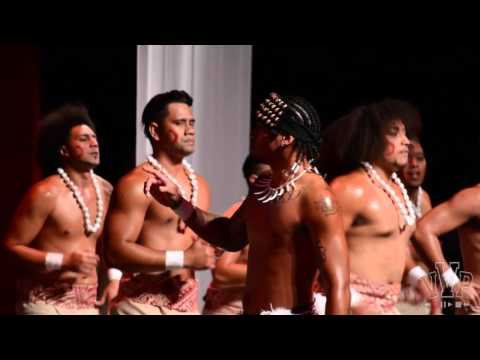 UH Hilo International Nights 2016 - Samoa
