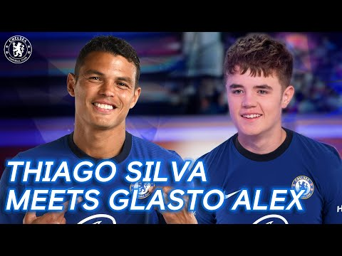 When Alex From Glasto Met Thiago Silva: Exclusive Interview | 90 Seconds With Extended