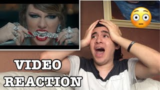 Baixar Taylor Swift - Look What You Made Me Do Video REACTION