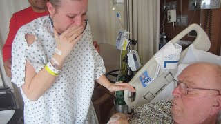 Daughter Saves Dying Dad With Kidney Transplant