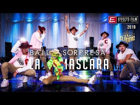 ✪ CLASSIC BOYS ✪ BAILE SORPRESA XV LA MASCARA ► EFFECTS FILM