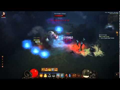 Download Diablo 3 MP 9 Combo Strike Monk build