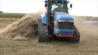 █▬█ █ ▀█▀ CAT challenger  - Wyścigi Traktorów 2015