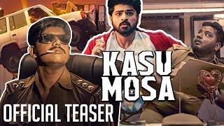 Kasu Mosa Title Teaser   Metro Shirish   RJ Vignesh   Abishek Raaja