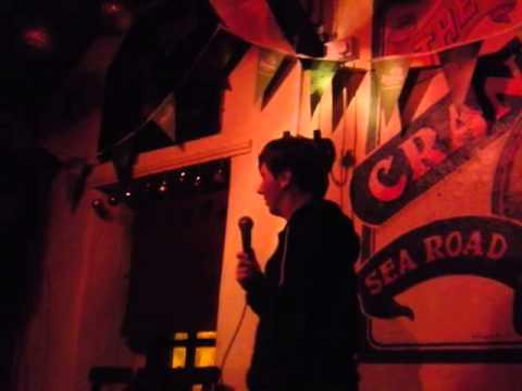 Sarah Clancy, Someones Always Losing, All Ireland Poetry Slam Final, December 9, 2013