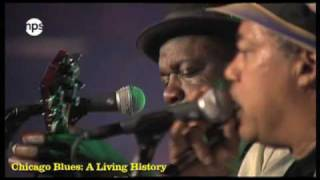 "Billy Branch, Lurrie Bell - Chicago Blues: A Living HIstory - ""Tear Down The Berlin Wall"""