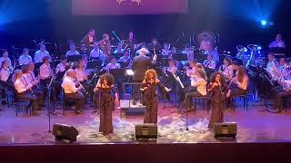 SCHERRIE & SUSAYE Former SUPREMES with The Koninklijk Philharmonic Orchestra