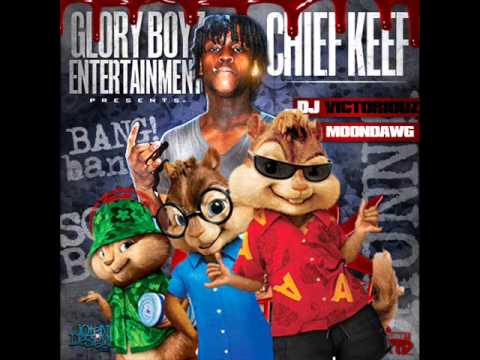 5. I Dont Like feat. Lil Reese [Chief Keef] CHIPMUNK'D