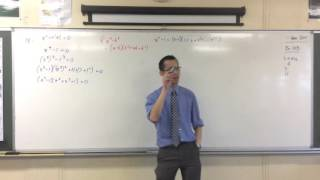 Complex Numbers (1 of 6: Solving Harder Complex Numbers Questions) [Student requested problem]