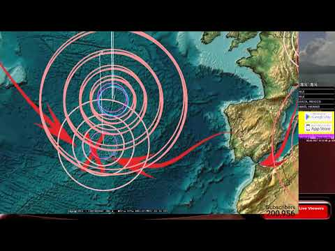 8/16/2017 -- Global Earthquake Update -- New deep earthquakes mean new Global unrest coming