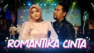 Romantika Cinta - Brodin Feat Sabila Permata - New Pallapa ( Official Music Video )