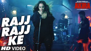 "T-Series presents Bollywood Movie ""Akira"" Video Song ""RAJJ RAJJ KE""..."