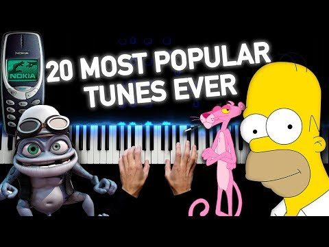 20 MOST POPULAR TUNES EVER