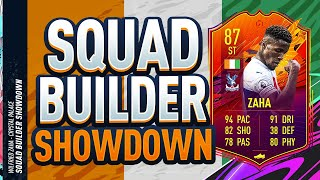 FIFA 21 SQUAD BUILDER SHOWDOWN! | Headliners Zaha