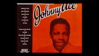 "JOHNNY ACE - ""SO LONELY""  (1956)"