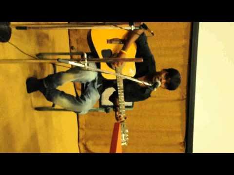 'Kolaveri' Acoustic Cover-(Daniel Inba)