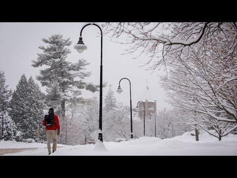 UNH Snow Day