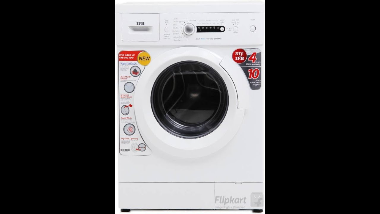 Ifb 6 Kg Fully Automatic Front Load Washing Machine Price In