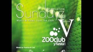 Zooclub Sundayz 5 (DJ Mujava - Township Funk)