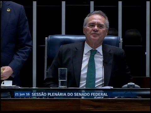 Renan Calheiros anuncia que vai renovar composição de comissões especiais do Senado