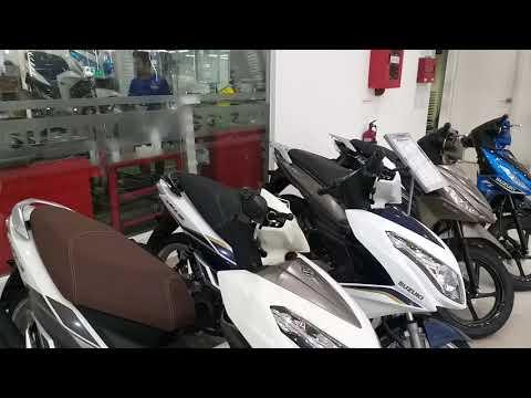 Đánh Giá Suzuki Impulse 125cc Và Suzuki Address 115cc Đặng Linh Đặng