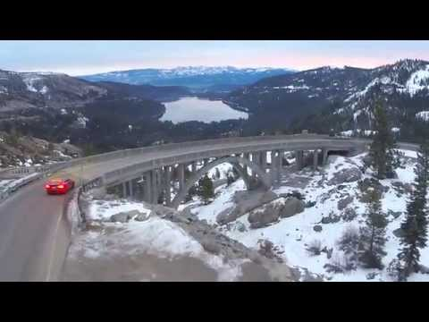 Tesla Model S P85D in Cold Weather