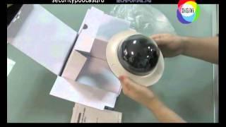 Обзор купольной видеокамеры CD4-CH2-VFA12 DNR