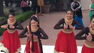 The Sa Dance Company at Payal's Wedding - May 29th, 2016