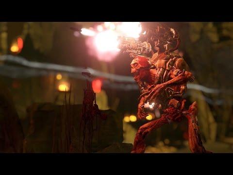 DOOM - E3 Teaser Trailer poster