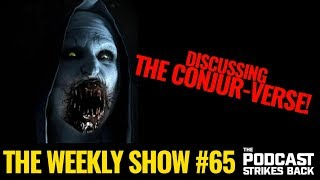 First Trailer For The Nun, Black Manta First Look + Geoff Johns Exiting DC (The Weekly Show)