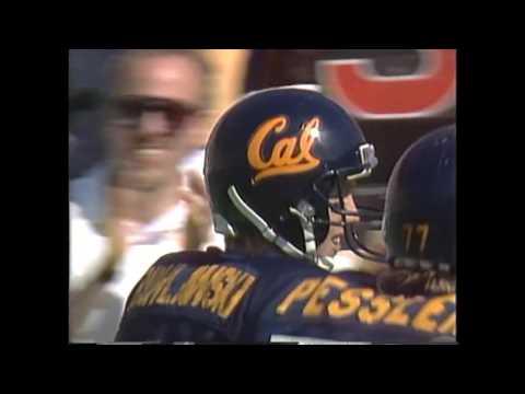 Football: UW vs Cal 10/19/1991