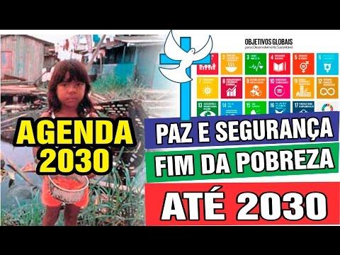Agenda 2030: Um plano dos globalistas da nova ordem mundial