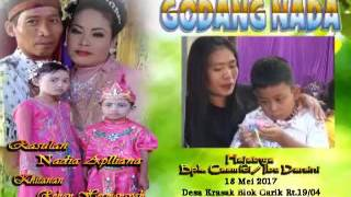 Download Video Live Show GODANG NADA | Rasulan Nadia & Khitanan Rehan | 18 Mei 2017 Ds Krasak MP3 3GP MP4