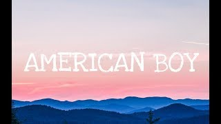 Little Mix - American Boy (Lyrics)