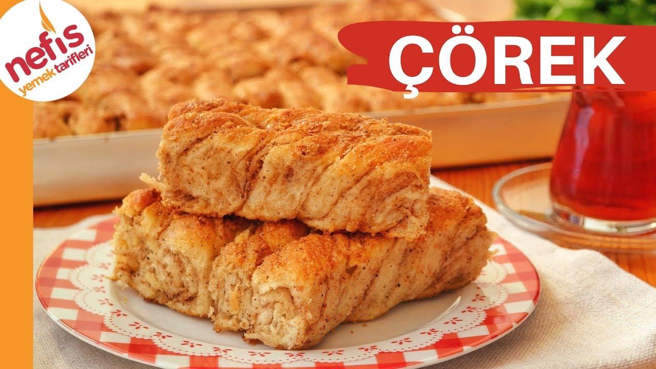 Tam Ölçüsü İle Meşhur Haşhaşlı Çörek Tarifi