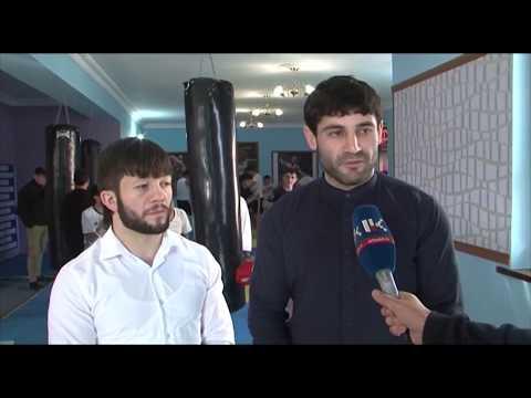 New ArmFighting GYM in Artsakh Republik HD