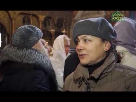 Мироточивая икона Божией Матери «Умягчение злых сердец» посетила российскую столицу
